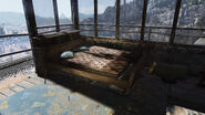 FO76SD East Mountain lookout (without corpses)