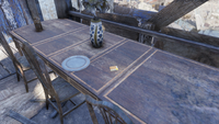 FO76 New Gad (Message to Beckley)