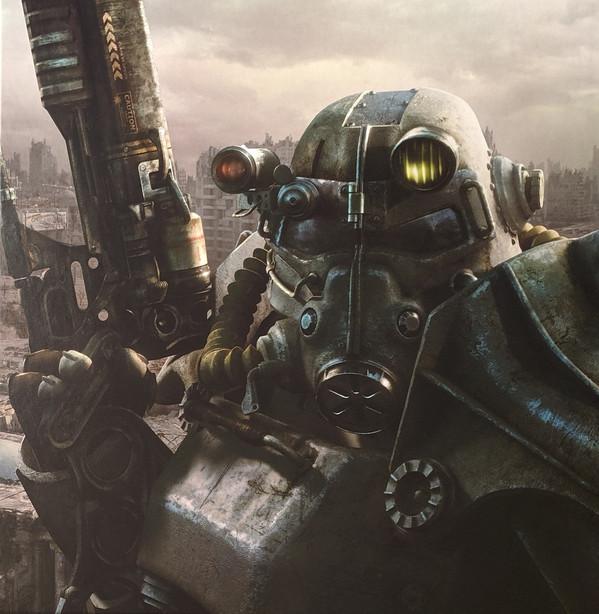 Саундтрек Fallout 3