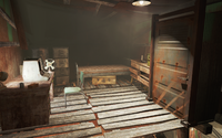 Fo4 Pipers bedroom publick occurrences