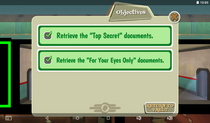 Infiltrate Game Objectives