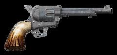 .357 magnum revolver with long barrel.png