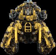 FO4AUT Cybermech Tankbot