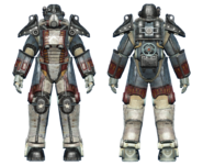 FO4CC T-45 power armor minutemen revolutionary