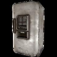 FO4 Refrigerator White