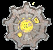 FO4 Vault gear door 114