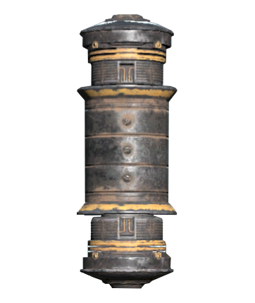 Cryogenic grenade (Fallout 76)