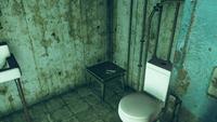 FO76 Ella Ames' bunker (IOU toilet paper)