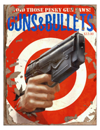 Guns and bullets - gun laws