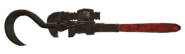 Hooked pipe wrench FO4