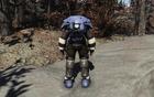 Mothman X-01 Back