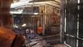Cabaña del fabricante de licores interior 1