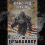 FO76WL Army Anchorage Poster