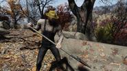 FO76WL RE shovel scavenger