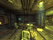 FONV Bunker 13 Living Quarters 2
