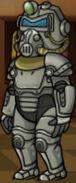 FoS T51d Power Armor Male