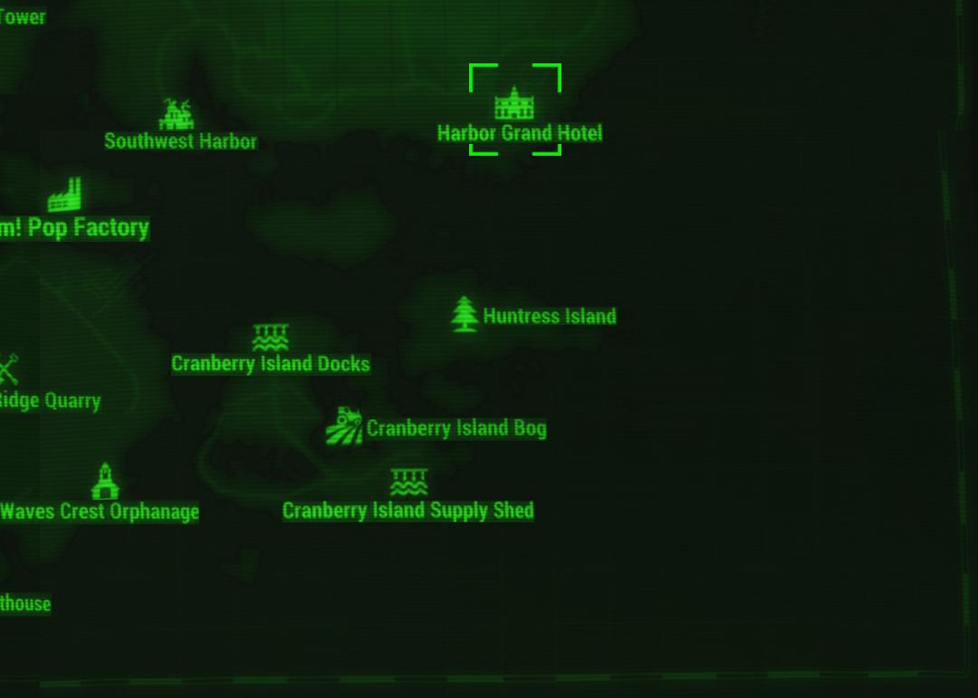 Harbor Grand Hotel Fallout Wiki Fandom