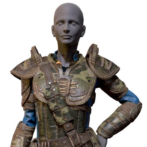 Leather armor (Fallout 76)