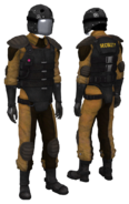 FNVDM Sierra Madre Armor, Reinforced (Set)