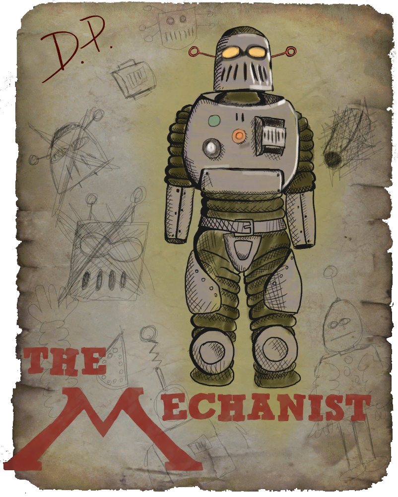 Механист (персонаж)