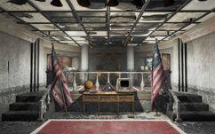 Fo4 location Jamaica Plain Town hall basement treasure room.jpg