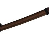 Katana protective sheath