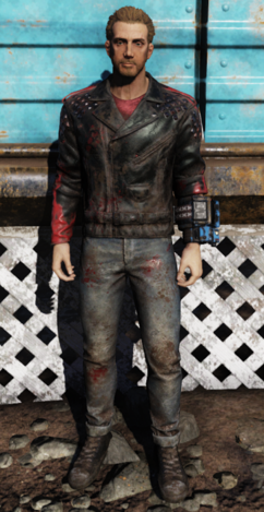 FO76WL Blood Eagle leather jacket and jeans frontM.png
