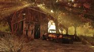 FO76 Mire vibes 1