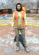 Fo4 Cappy Jacket and Jeans female
