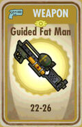 FoS Guided Fat Man Card