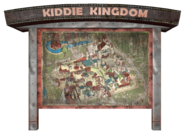 Kiddie Kingdom map