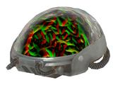 Robobrain head dome