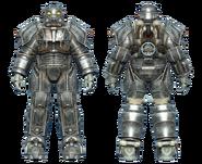 CC Hellfire power armor BoS Knight