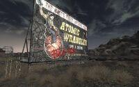 FNV Billboard in game 9