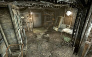 FO3 Jerichos house living room