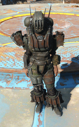 FO4 AUT Robot armor full view.png