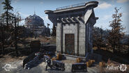 FO76SD Scouting Tower Fort Atlas