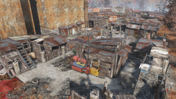 FO76 Abandoned bog town.png