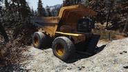 FO76 Mining dump truck 2