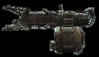 Shredding minigun fo4
