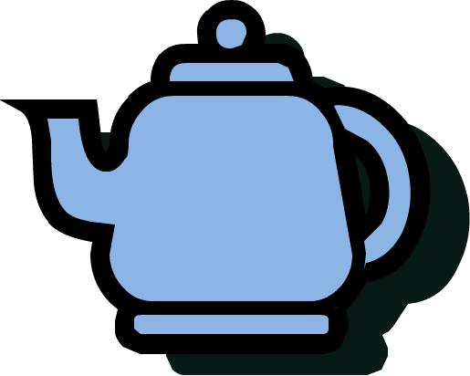 Гигантский чайник