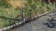 FO76 Whitespring golf club (Bicycle 1)