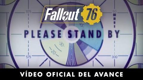 Fallout 76 – Vídeo oficial del avance