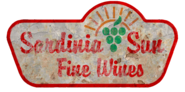 Fo4 Sardinia Sun Fine Wines Sign