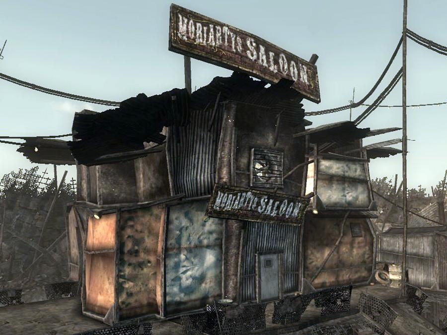 Saloon Moriarty'ego