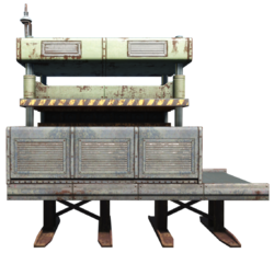 FO4CW Weapon forge