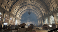 FO4 Boston Public Library interior 1