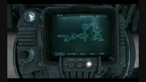 Fallout 3 Bobblehead -Sneak-