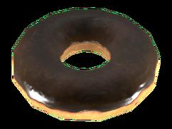 Fo4CC Chocolate glazed donut.png
