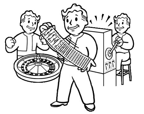 Gambling Fallout Wiki Fandom